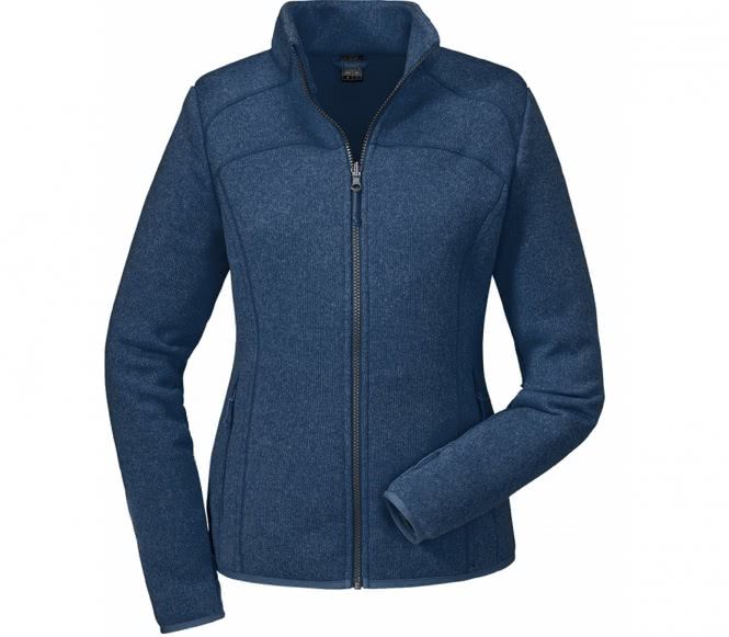 ZipIn! Valdez Damen Fleecejacke (dunkelblau) - S