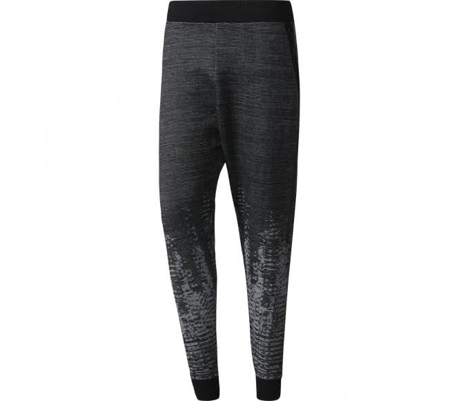 Z.N.E. Pulse Knitted Herren Trainingshose (schwarz/grau) - L