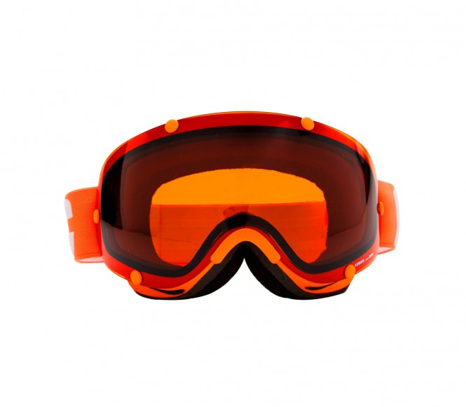 POC - Lobes Skibrille (orange)