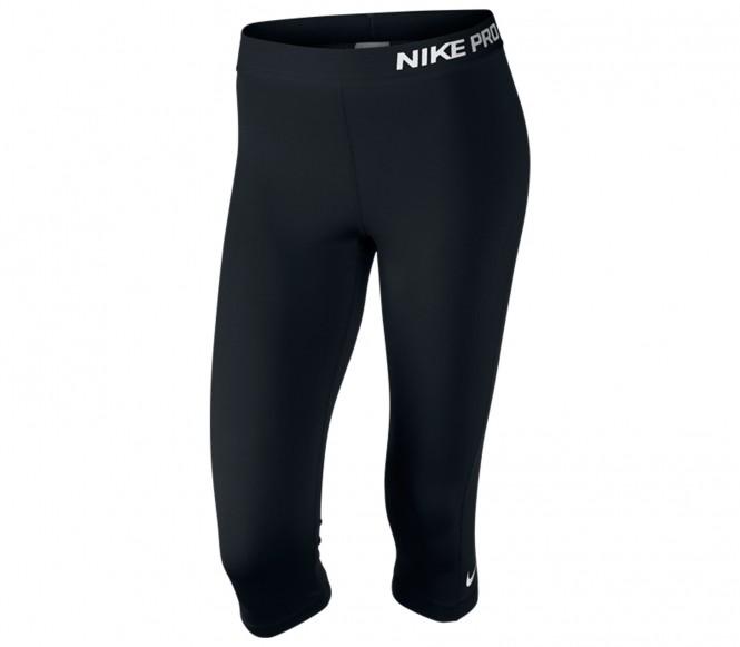 Nike Zwarte Dri-FIT trainingslegging Pro Hypercool Capri