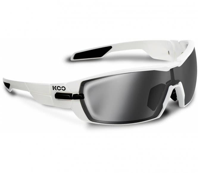 KASK KOO - Open Unisex Bike Brille (weiß)