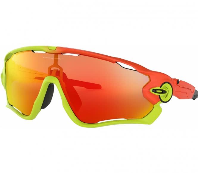 Oakley - Jawbreaker Bike Brille (orange)