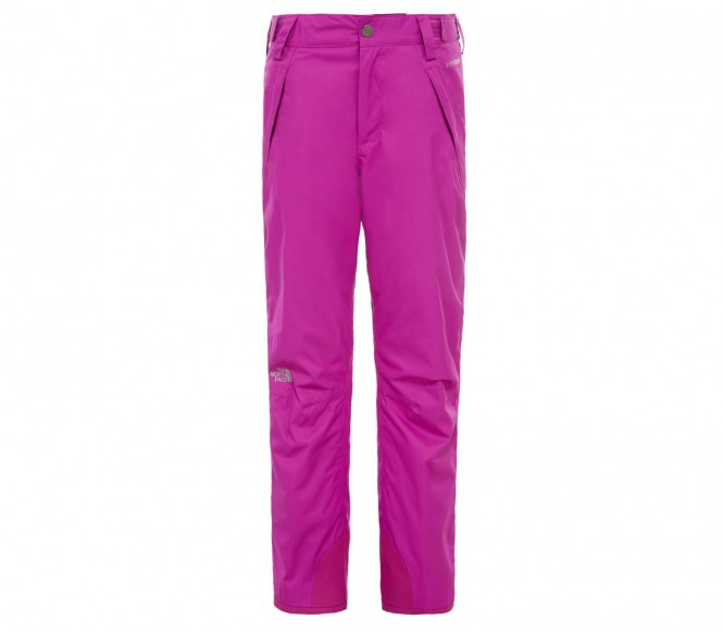 The North Face - Freedom Insulated Junior Skihose (violett) - 140-150 (M)