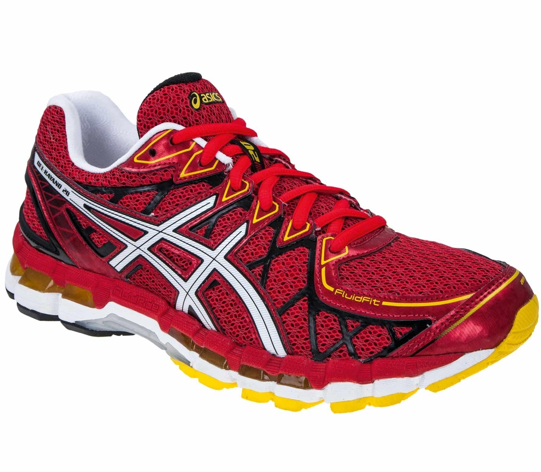 Asics gel kayano 20 Schuhe einebinsenweisheit