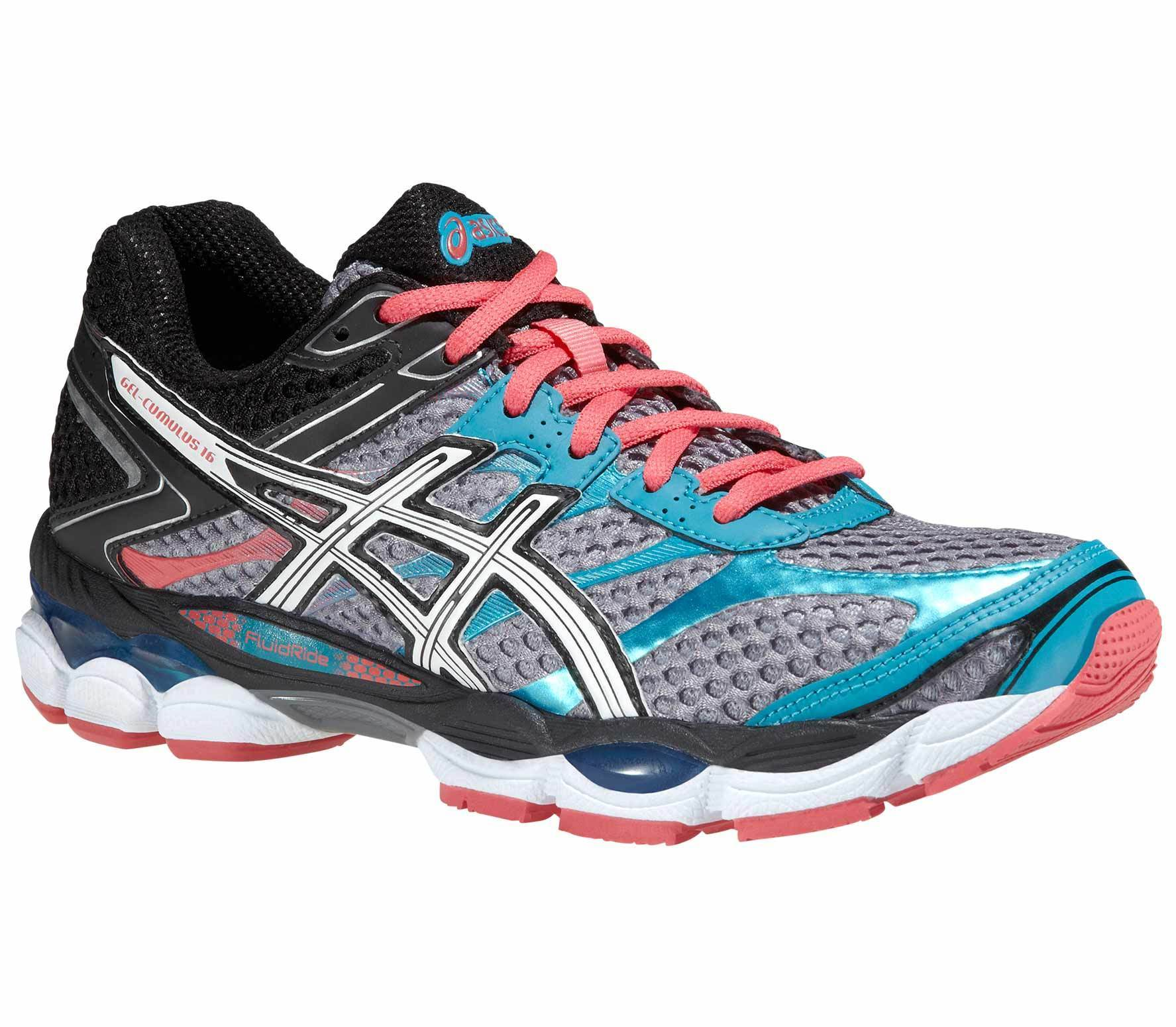 asics gel cumulus 15 damen test my speed
