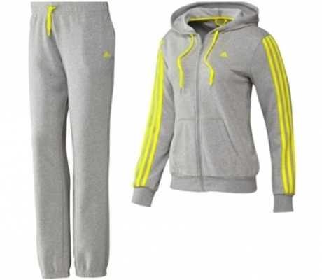 adidas fitness und trainingsanzug damen cotton suit ss13. Black Bedroom Furniture Sets. Home Design Ideas