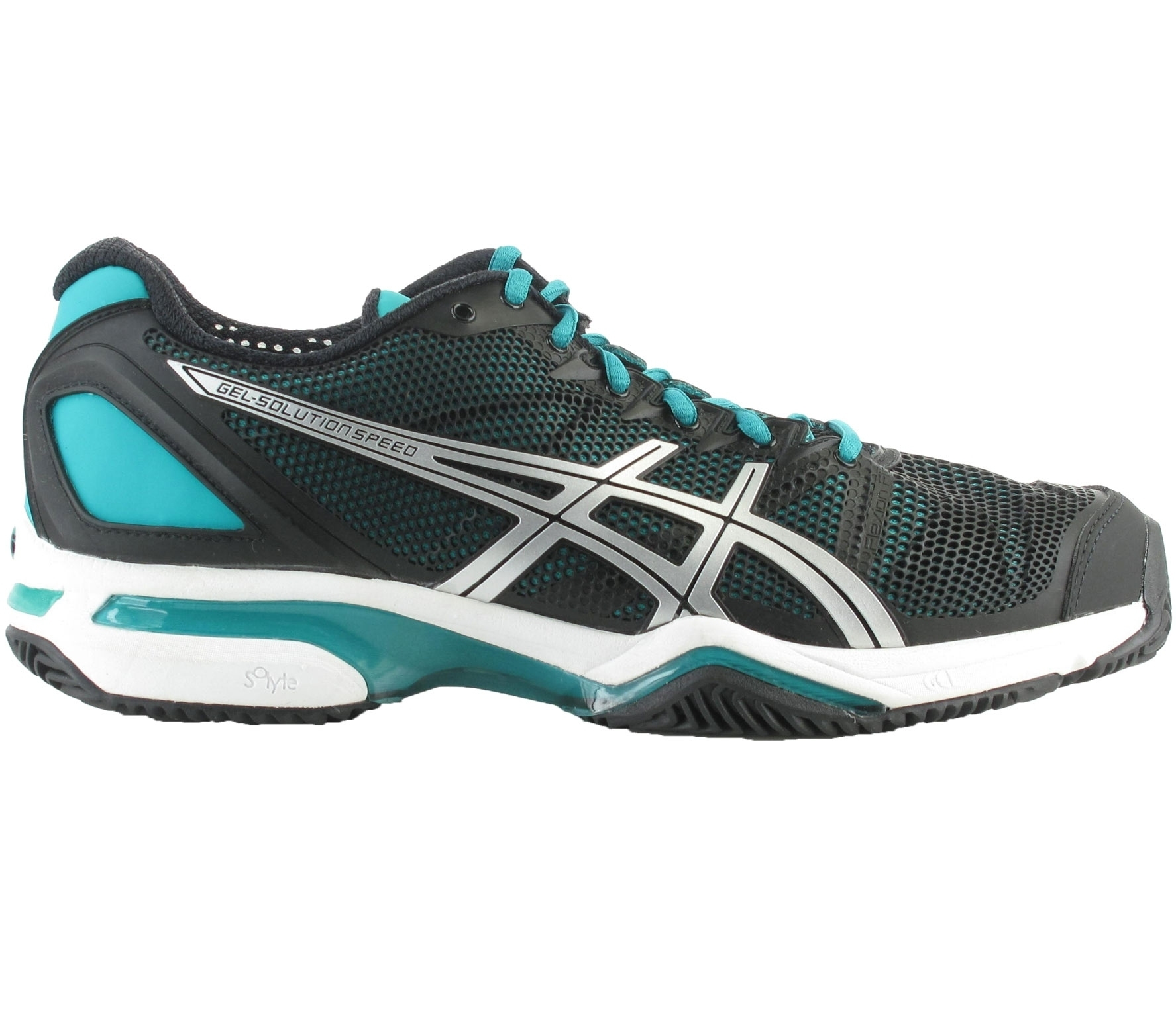 asics tennisschuhe damen gel solution speed clay hw13 tennis tennisschuhe damen g nstig. Black Bedroom Furniture Sets. Home Design Ideas